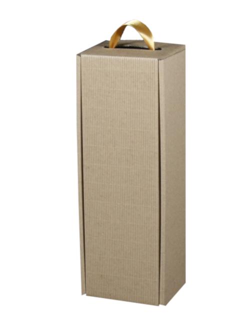 pudełko na wino prostokątne prostopadłościan