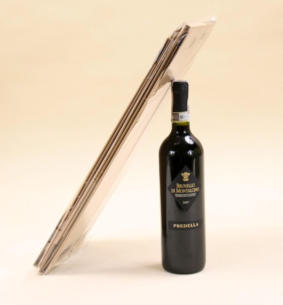 pudełko do wina typu wstążka 2