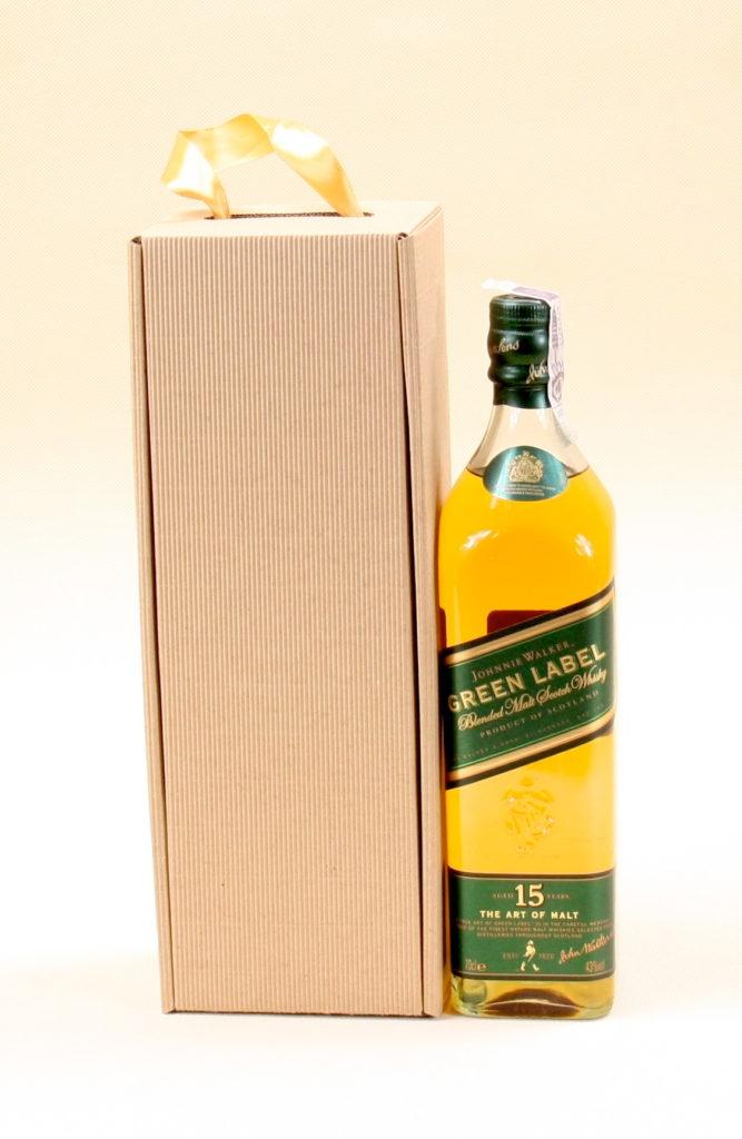 pudełko na butelkę whisky