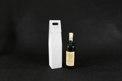 opakowanie na wino z kartonu