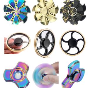 aluminiowy spinner
