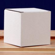 kartonik pudełko na kubek białe