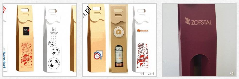pudełko ozdobne na alkohole