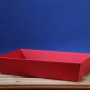 Koszyk 25x46 czerwony