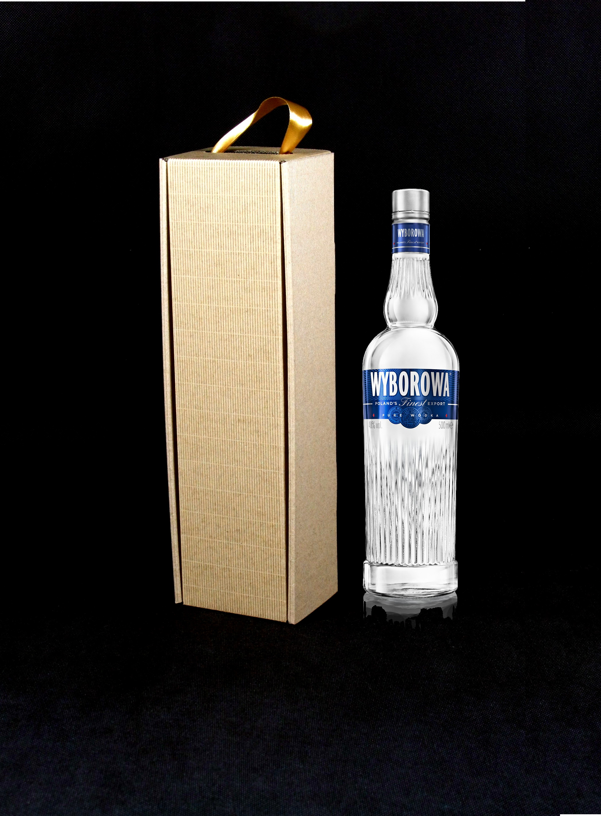 pudełko na wódkę