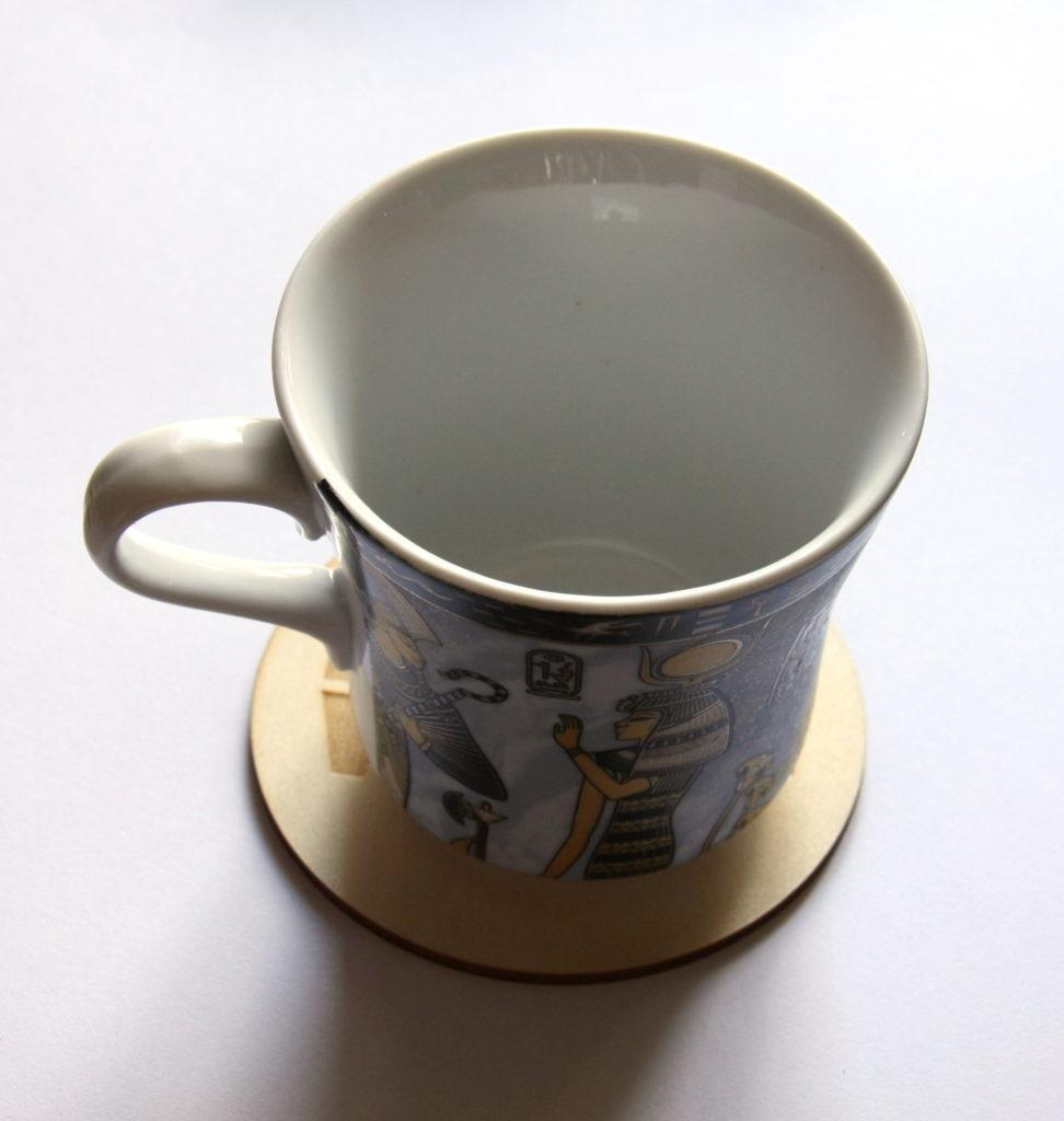 podstawka gwiezdne wojny kawa