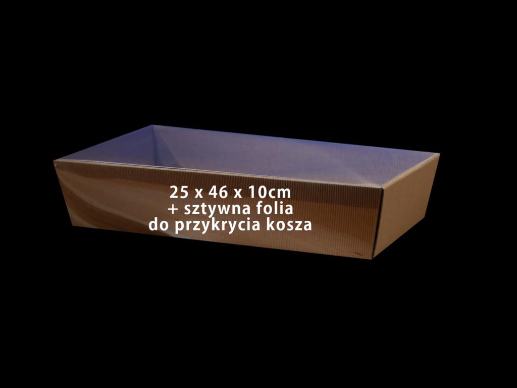 koszyk na prezenty kosz2546folia