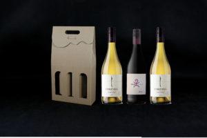 pudełko na 3 wina