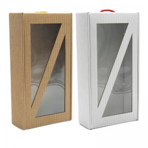 pudełko na prezenty z okienkiem W24